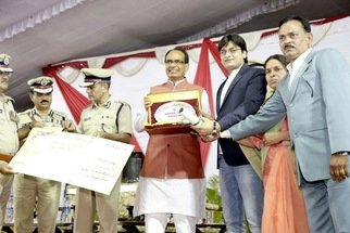 "Dr. Sanjay Singh was awarded ""Dr. APJ Abdul Kalam award"" for his excellent research work in the field of Science and Technology by Hon'ble Chief Minister of Madhya Pradesh state government on the occasion of 70th Independence day (15th August 2016) of India. The award carries one Lakh INR."