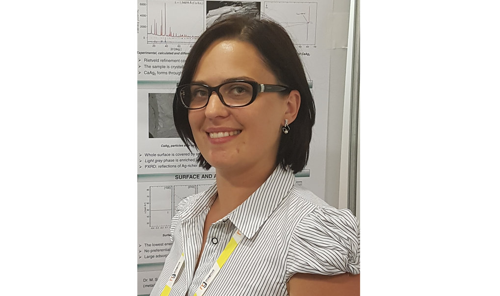 Dr. Iryna Antonyshyn was awarded with the Best Poster Prize at the 2nd Global Conference on Catalysis, Chemical Engineering and Technology (Rome, September 13-16, 2018).